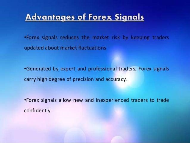 Forex precision trader signal