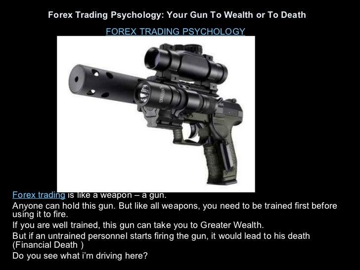 Trading forex psychology