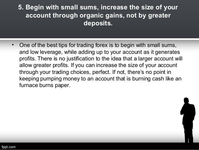 Forex withdrawal policy