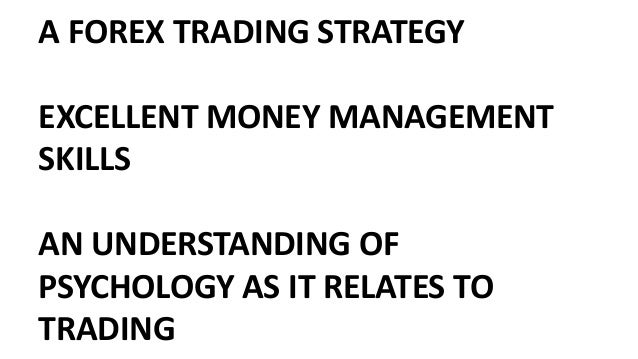 Contoh money management trading forex