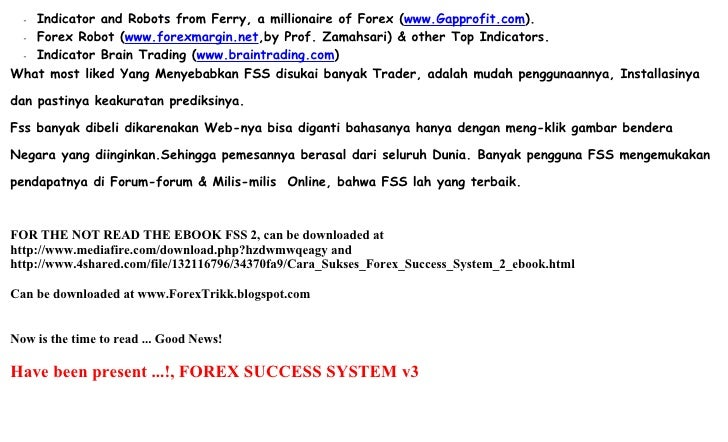 Indicator forex fss v3