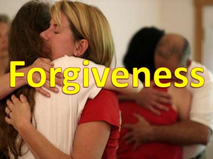 Forgiveness<br />