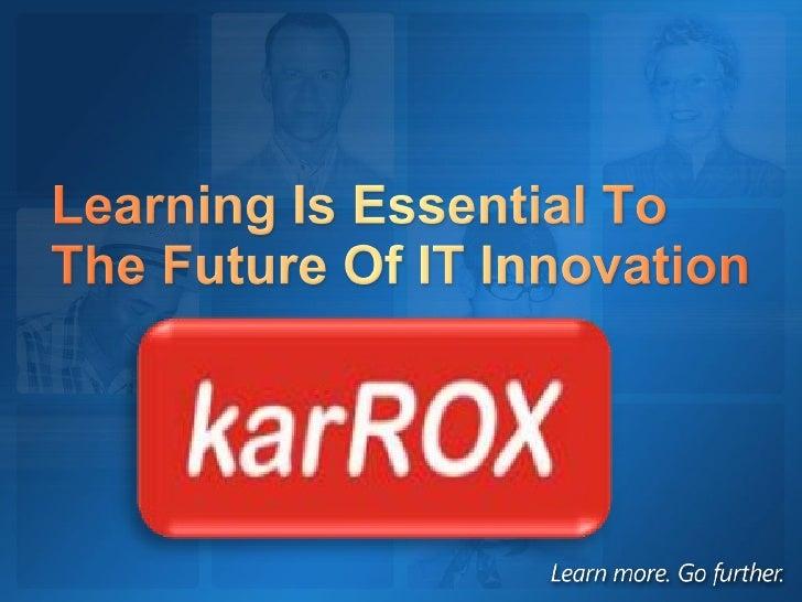 KarRox Oman IT Launch -2010
