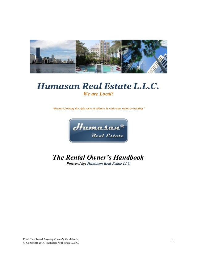 "Humasan Real Estate L.L.C. We are Local! ""Because forming the right types of alliance in real estate means everything.""  T..."
