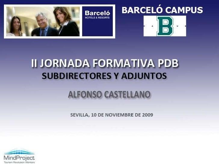 Formación Barceló Campus 09