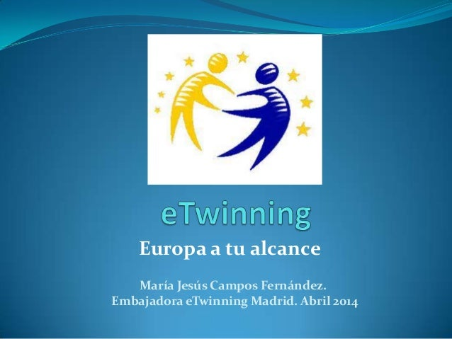 eTwinning: Europa a tu alcance