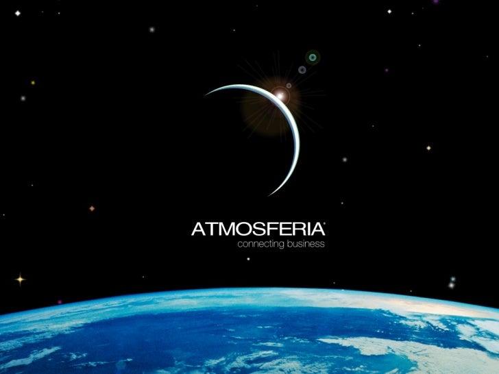 Propuesta formativa de Atmosferia 2012