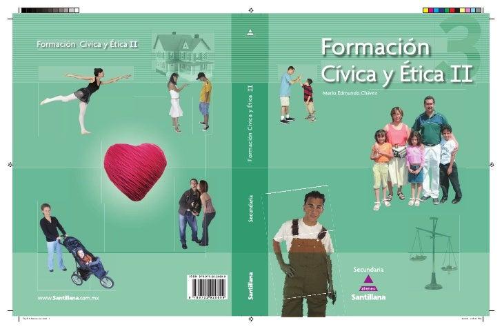 Formacion civica y etica semana 29 de agosto a 2 septiembre de 2011