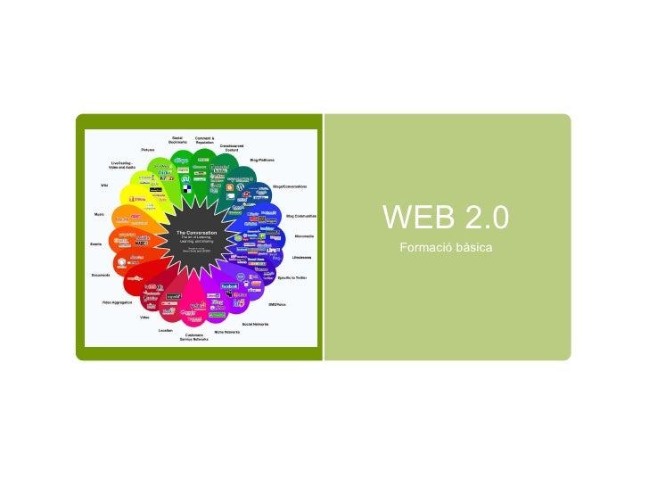 Formació Web 2.0