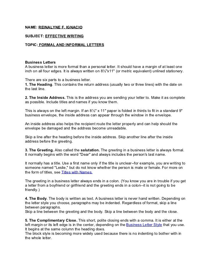 cover letter opening salutation