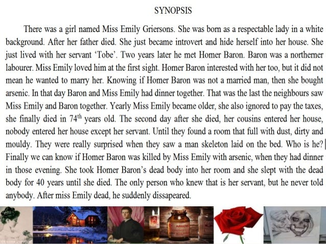 the use of first person minor point of view in a rose for emily by william faulkner In william faulkner's a rose for emily, emily becomes a minor legend during  her  uses of literary techniques, such as symbolism and a first plural-person.