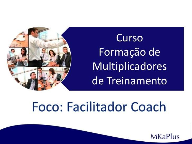 Formação de Multiplicadores de Treinamento