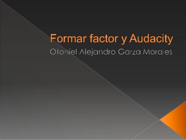  Format Factory es un programa muy útil que  sirve para convertir de un formato a otro  formato casi cualquier archivo mu...