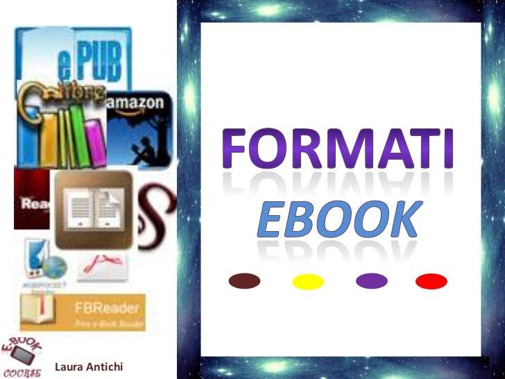 Formati - ebook