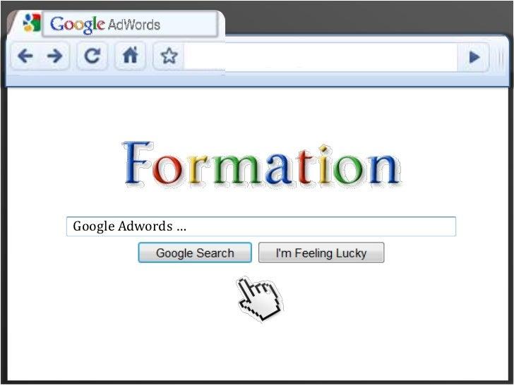 Formation adwords - lancer ses campagnes de liens sponsorisés