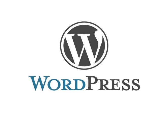 WordPress est un CMS  C'est { dire un système de gestion de contenu C'est un logiciel qui vous permet de gérer le contenu ...