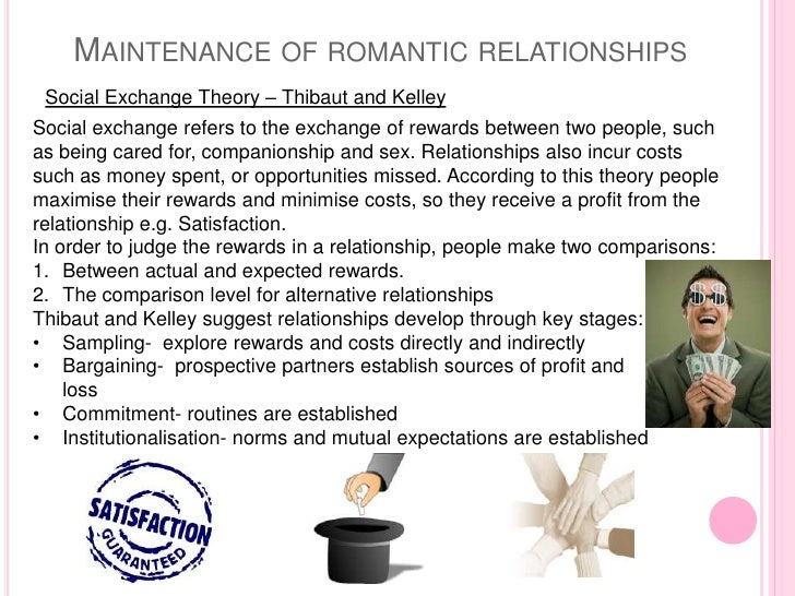 two or more theories of the formation of romantic relationships essay This website gives model answers to all potential 24 mark questions in the topics of relationships, aggression and process through which physical and psychological mechanisms that are beneficial to reproductive success will become more common across the species there are two means through.