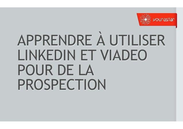 Comment utiliser LinkedIn pour sa prospection commerciale