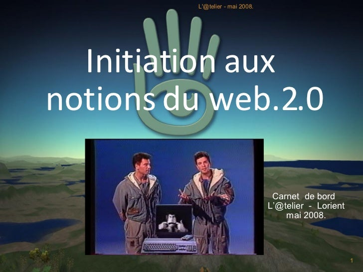 Formation Web 2.0