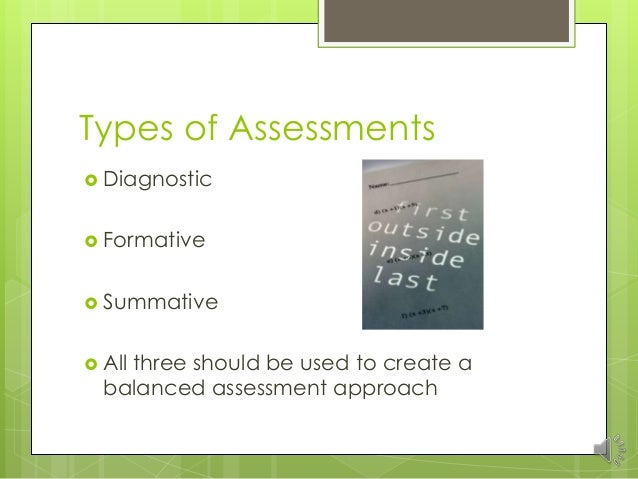formative and summative assessment 3 essay 3 11 references 4 1 purpose the purpose of formative assessment is to  facilitate learning  summative: an assessment leading to the award of credit,  formal award or  essay/ dissertation/ project proposals/drafts for early comment.
