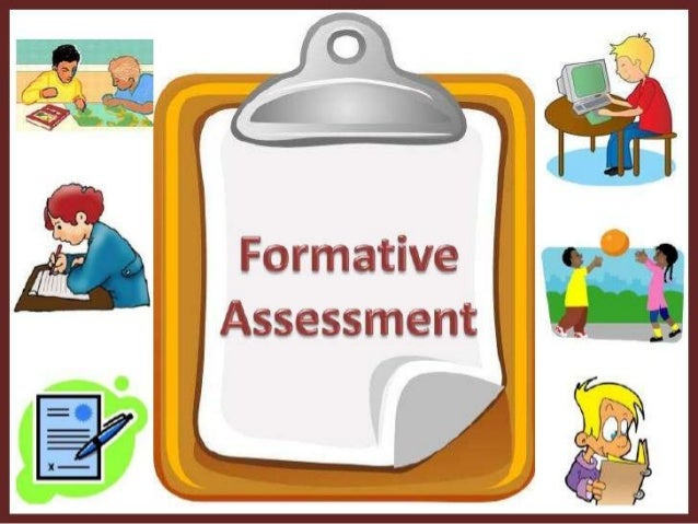 Formative assessment ped 109 report (1)