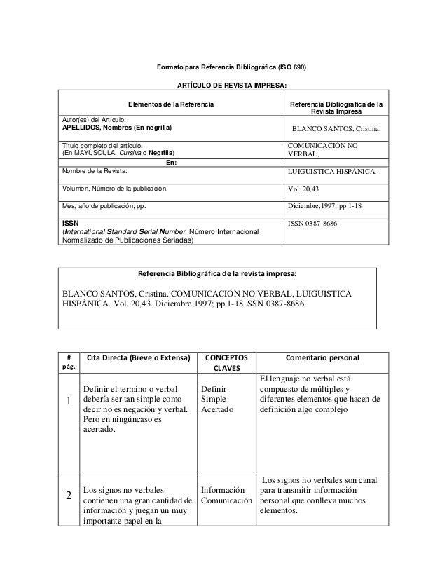 formatos para referencias laborales