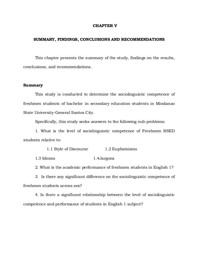 Dissertation Conclusion Example | Write Dissertation Conclusion