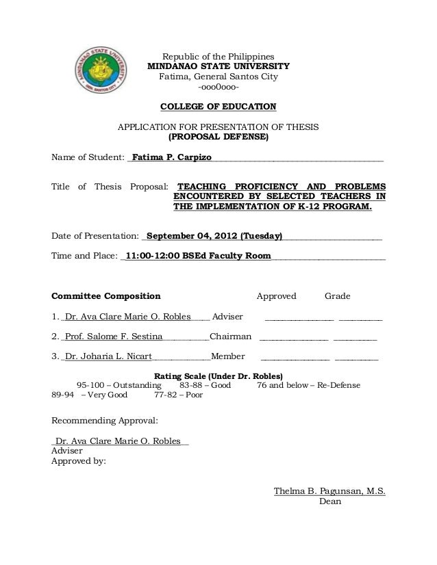 Doctoral Dissertation Assistance Agreement Form