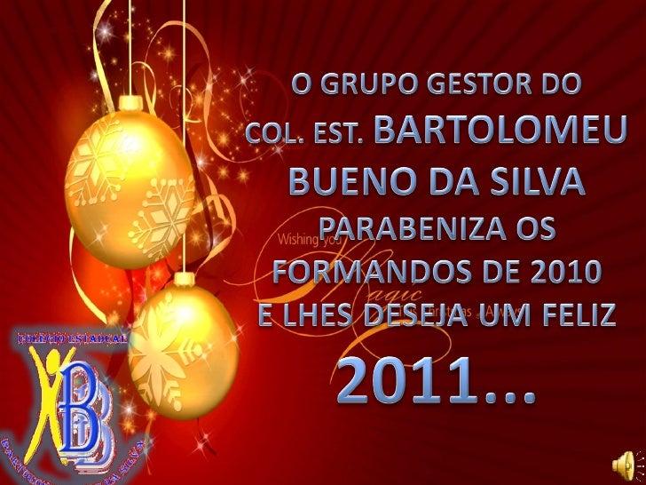 Formatura natal 2010_barto