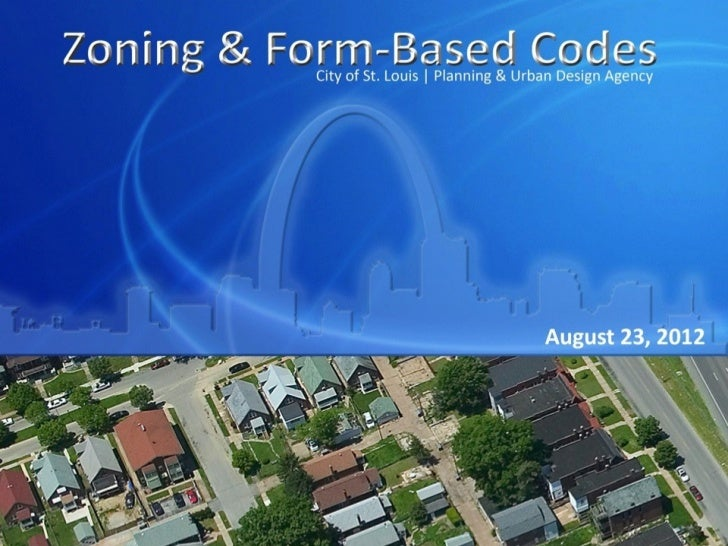 Form based codes