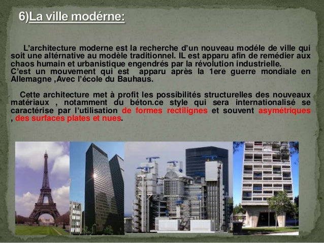 Formes urbaines et architecturales for Architecture organique exemple