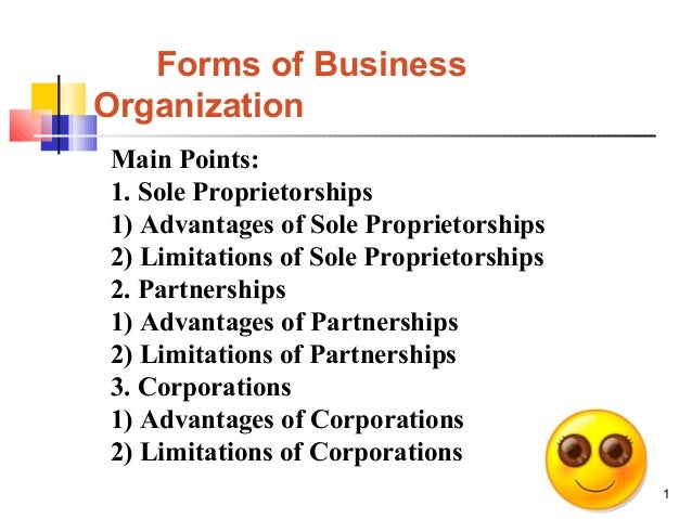 forms of business organization essay This essay has been submitted by a law student this is not an example of the work written by our professional essay writers the type of business organizations.