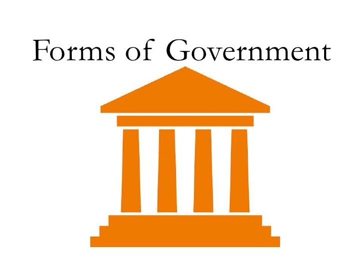 Forms of Government<br />