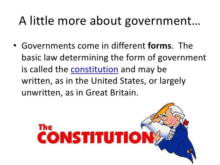 an analysis of the form of goverment The ap government & politics: these beliefs form the foundation of us basic to this study is an analysis of the workings of the supreme court and an.