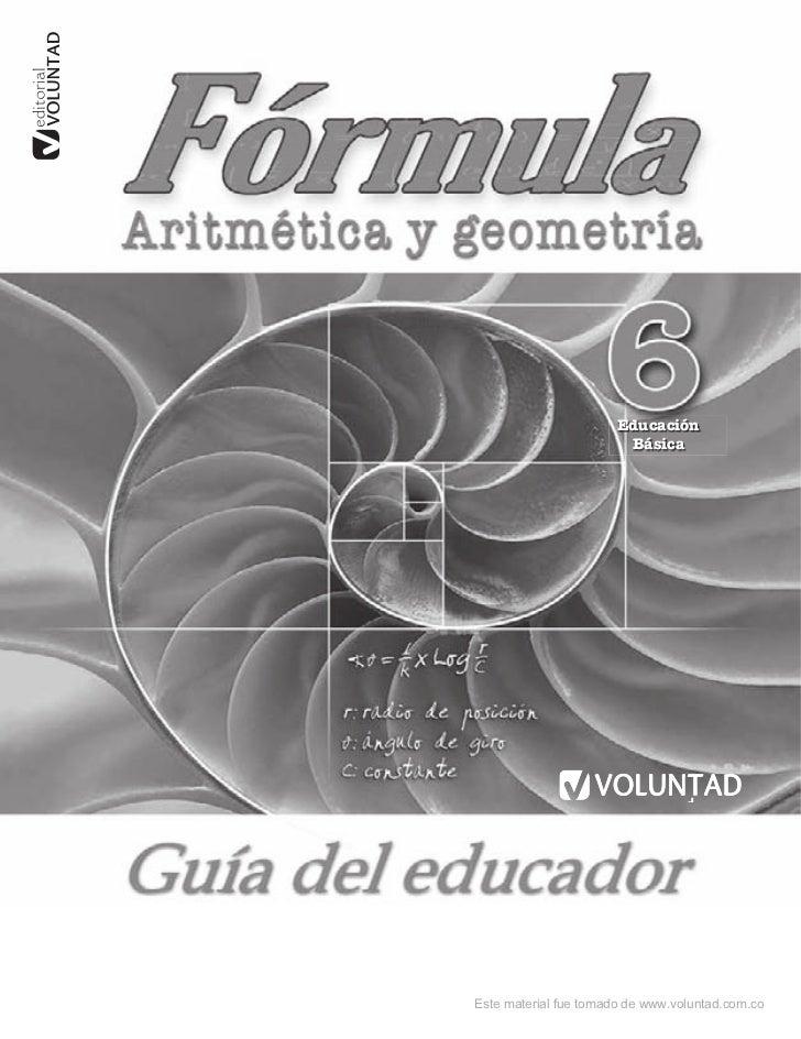 Educación                        Básica                            l   t dEste material fue tomado de www.voluntad.com.co