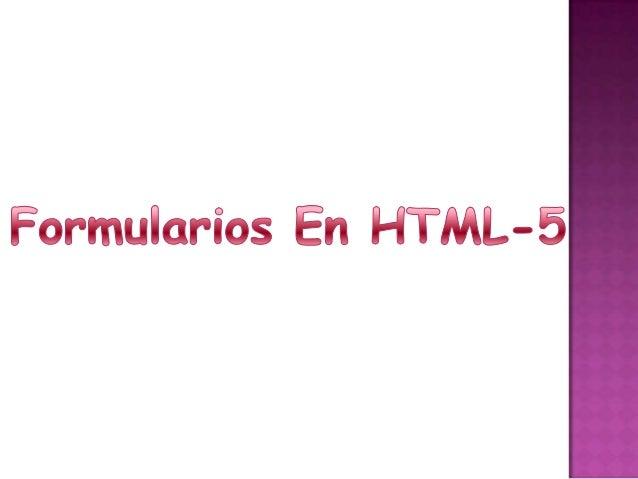 Estos Códigos Son Los De HTML y HTML5 Con Estas Etiquetas Vamos ARealizar un Formulario<label> </label> Esta Es La Etiquet...