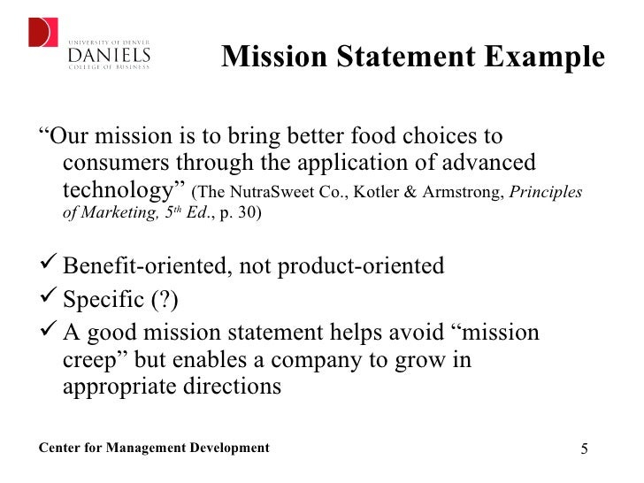 role of mission statements in guiding marketing planning Strategic plan part 1: mission, vision, and values   mission statement:  these brief statements act as the guiding force for decision making among executives,.