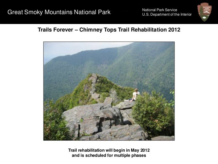 Forney ridge brief overview and chimney tops intro 2012 grs