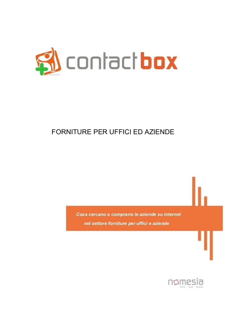 Anteprima White Paper Forniture Ufficio