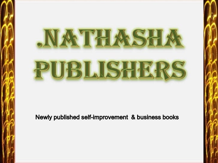 Newly published self-improvement  & business books<br />
