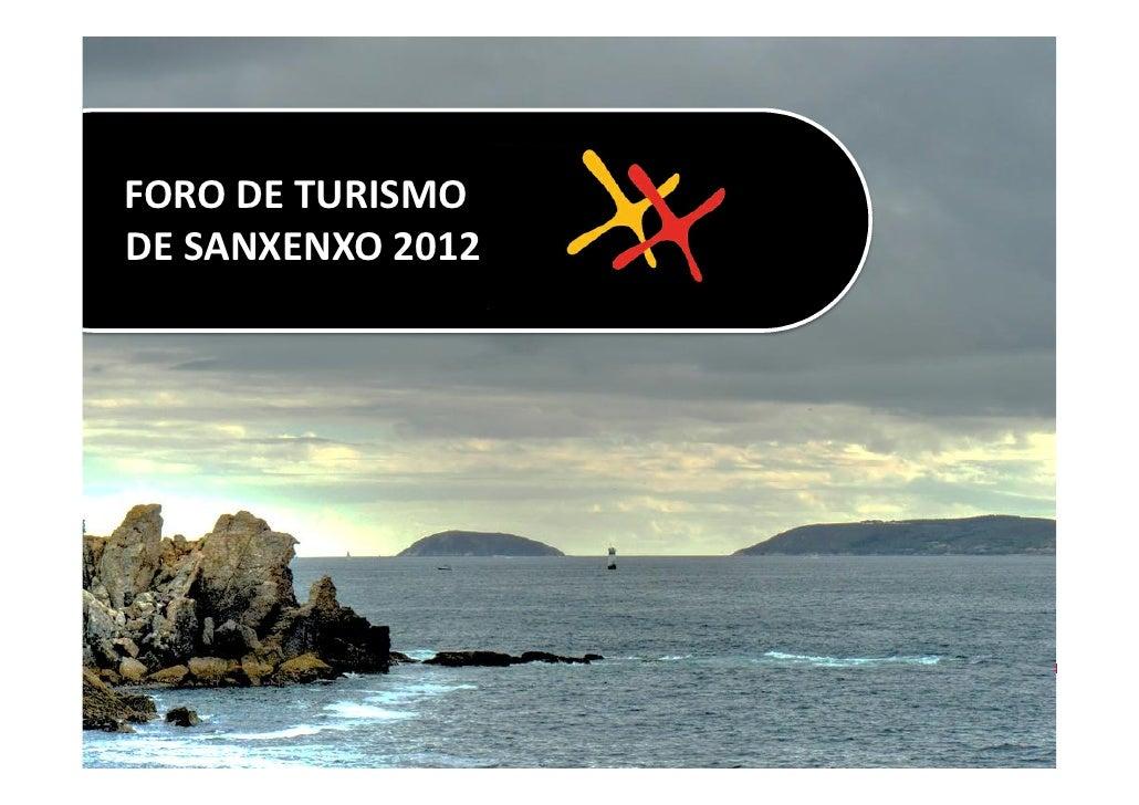 Foro de Turismo de Sanxenxo