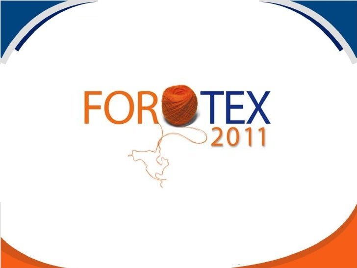 Forotex 2011   info eng