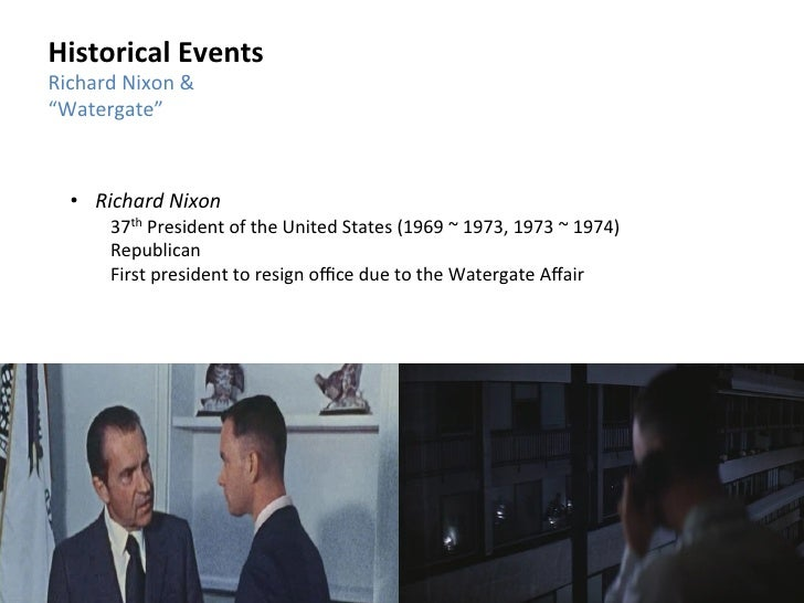 the watergate affair essay