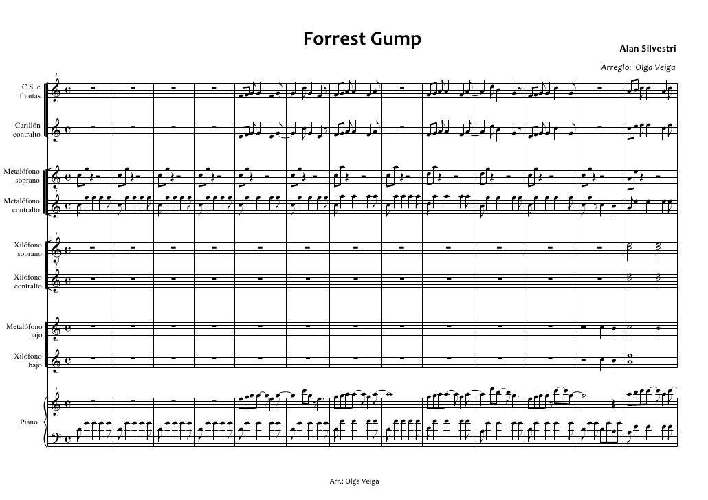 Forrest Gump                                                                    Alan Silvestri                            ...