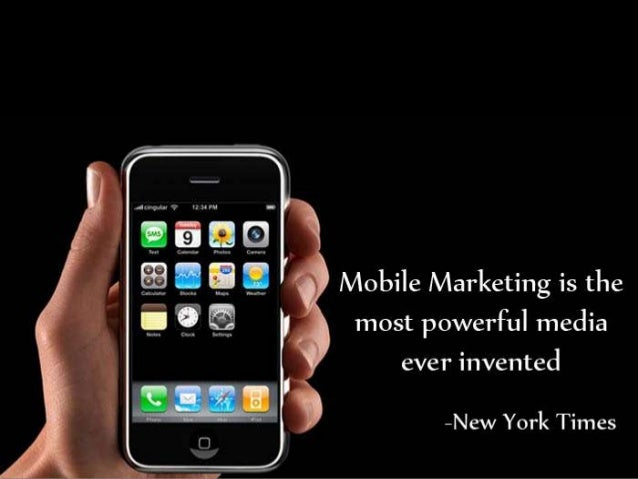 Mobile Apps - The World Is Mobile