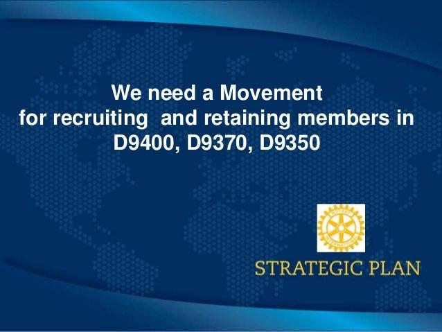 Forsyth rota presentation d9400 d9350 d9370 membership