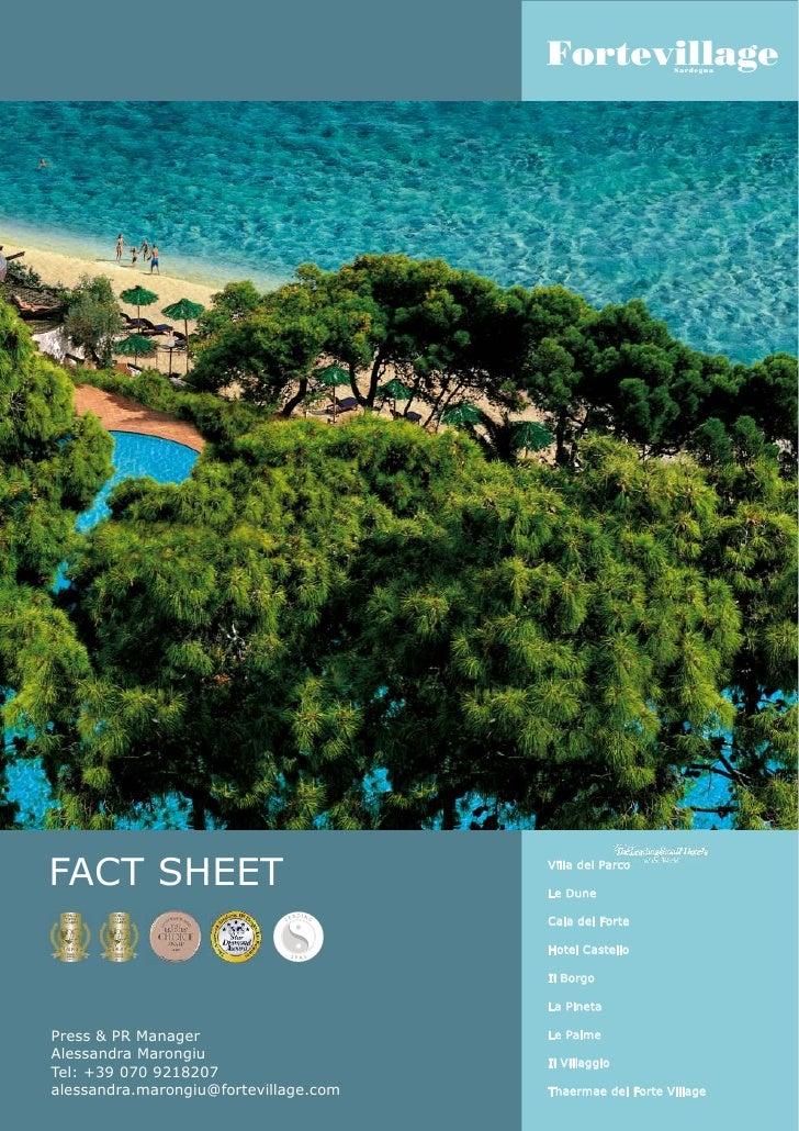 FORTE VILLAGE Resort in Sardegna a Santa Margherita di Pula