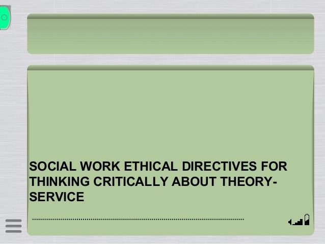 Critical thinking theory.ppt