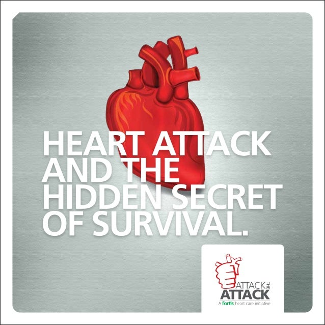 Booklet about AWARENESS ON HEART ATTACK