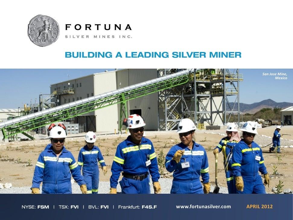 Fortuna april 2012_investor_presentation